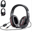 Stereo-Gaming-Headset-For-Xbox-one-PS4-PC-3-5mm-Wired-Over-Head-Gamer-Headphone thumbnail 1