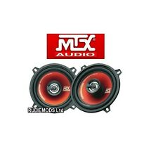 """MTX oratori tr504 TERMINATOR 5 """" 13cm 2 Vie Coassiale Altoparlanti 200W Inc griglie"""