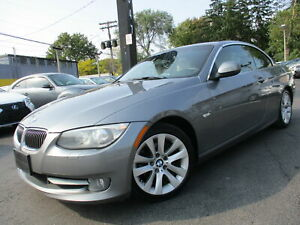 2012 BMW Série 3 328I CONVERTIBLE 87,000KMS LOW KMS LEATHER !!!