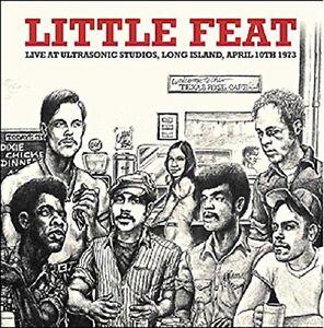 Little Feat-Live at Ultrasonic Studios, Long Island, aprile 197 2 VINILE LP NUOVO