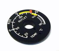 Horizon Aerospace S1838w Rise / Outlet Dial 0-20°c Rise 0-180°c Outlet