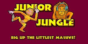 Junior Jungle T Shirt kids