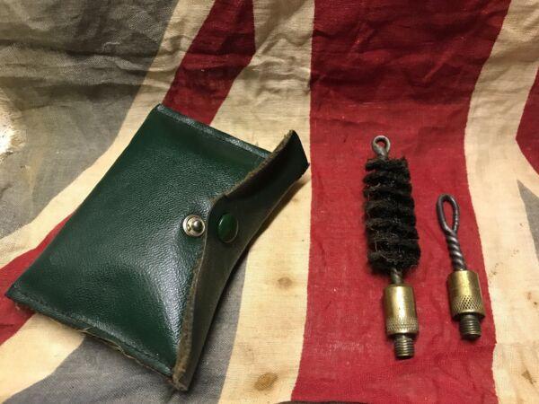 12 Kit Di Pulizia Pistola Foro Termina Shooting Caccia Essere Distribuiti In Tutto Il Mondo