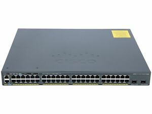 NEW-Cisco-2960x-switch-48-port-high-quality-free-fast-Shipping-WS-C2960X-48TD-L