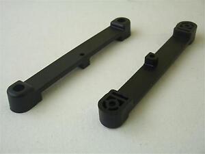 1-Paar-Halterungen-schwarz-fur-Trolley-System-Koffer-Trolli-System-NEU
