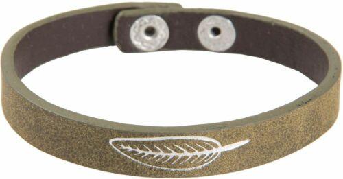 grün Armband Silver feather Clayre /& Eef JZBR0305GR