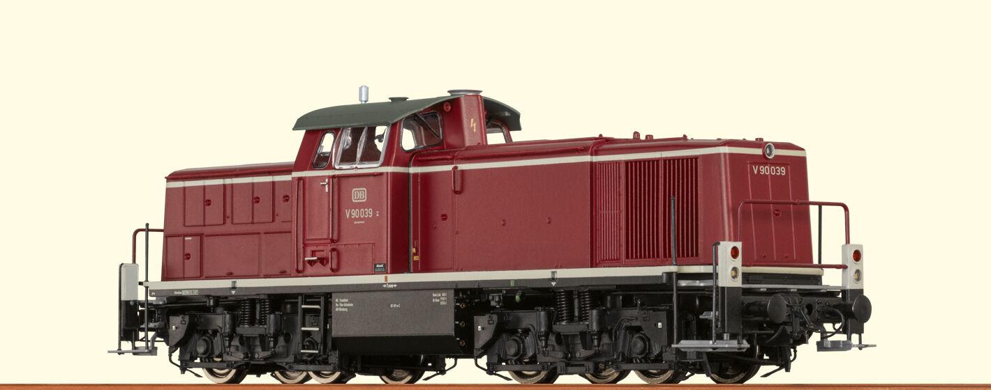 BRAWA 41544 DIESEL v90 039 DB epoca III  Basic  NUOVO
