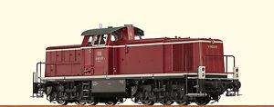 BRAWA-41544-Locomotiva-diesel-V90-039-DB-EPOCHE-III-base-NUOVO