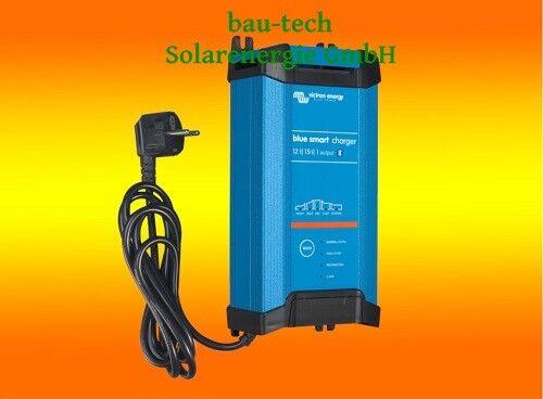 Victron Blau Smart IP22 12/15(1) Batterieladegerät 12V 15A alle Batterietypen