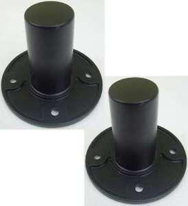 2-x-cajas-brida-pa-brida-negro-instalacion-brida-para-lautprecher-brida-hembra