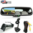 4.3'' Rear VIew Mirror Monitor No1 Bracket Backup FCamera or Toyota Ford Mustang