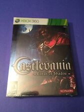 Castlevania Lords of Shadow *Limited Edition* (XBOX 360) NEW