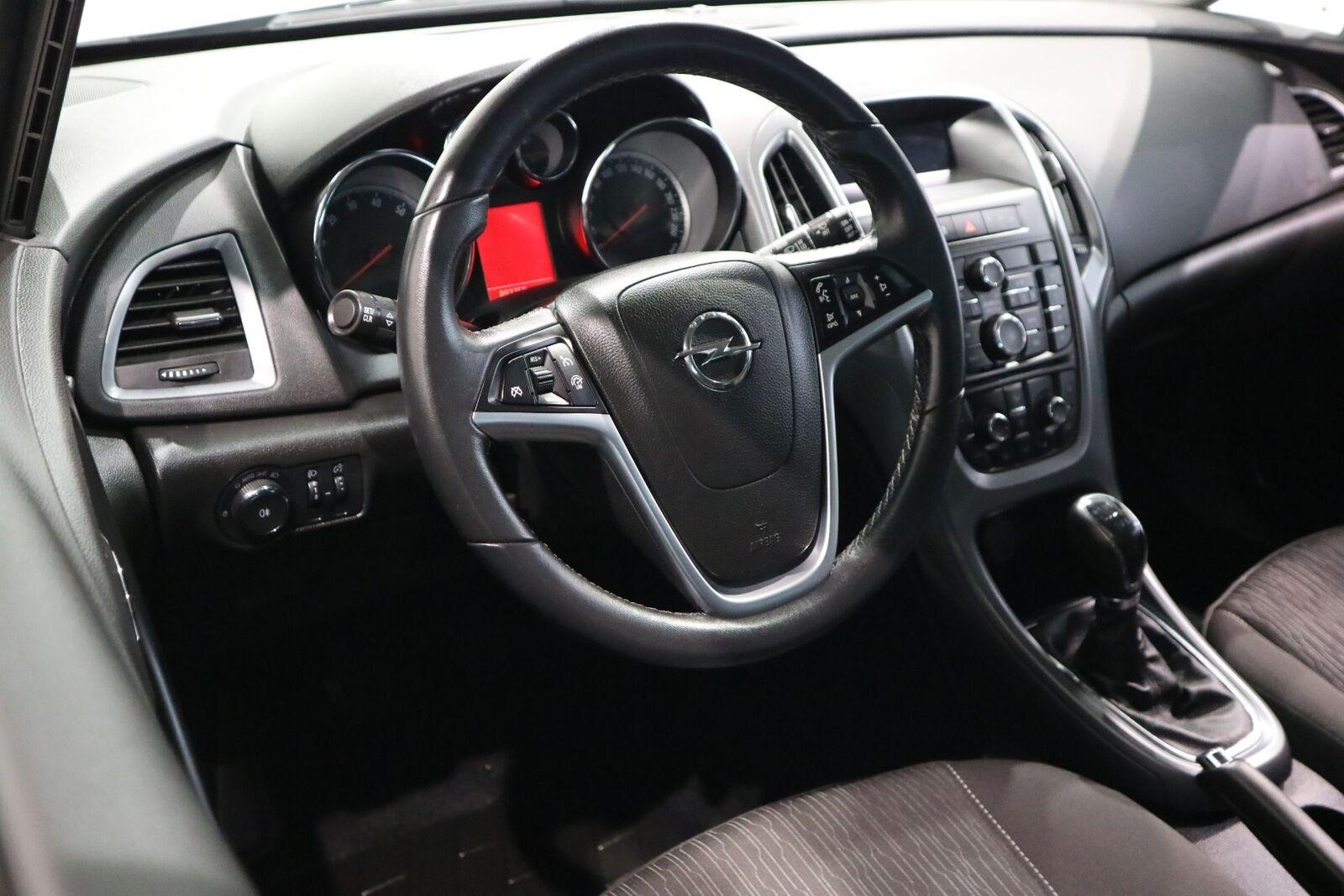 Opel Astra 1,4 T 140 Sport Sports Tourer - billede 7