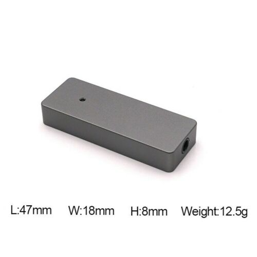 HiFi Portable Headphone Amplifier Earbuds DAC 384KHz//32Bit F// Android iPhone PC