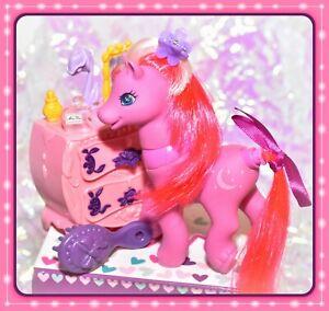 My-Little-Pony-MLP-G2-Vtg-Magic-Motion-Moon-Shadow-Original-Chest-Accessory