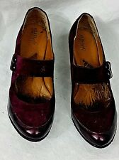 WOMAN'S EUROSOFT BY SOFFT PURPLE SIZE 9.5 SHOES