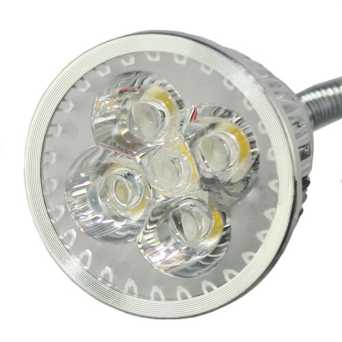 Flexible Pipe 3W//5W LED Wall Light Picture Lamp Bulb On//Off Button Coffee Shop