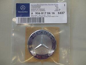 1-x-Mercedes-Benz-MB-Stern-Abdeckung-Zeichen-Emblem-selbstklebend