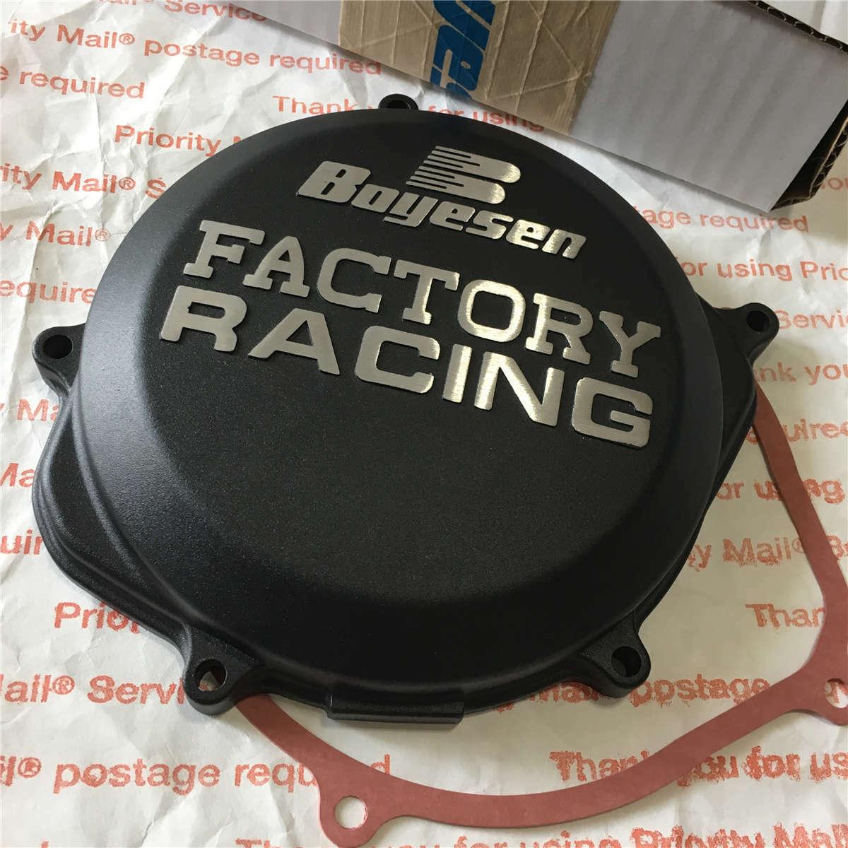 Boyesen CC-37AB Black Factory Racing Clutch Cover