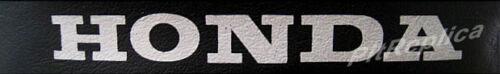 PR HONDA SUPER SPORT SS125A SS125 A SADDLE SEAT COVER HCAR