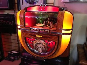 wurlitzer 71 reproduction by antique apparatus counter top cd model 91 jukebox. Black Bedroom Furniture Sets. Home Design Ideas