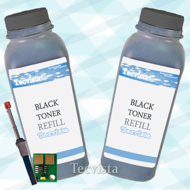 2PK Toner Q3960A Refill for HP 2550LN 2820 w/ Chip&Tool