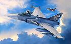 Revell SAAB JAS 39c Gripen Aircraft Plastic Model Kit
