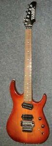 Guitare Electrique Hamer Slammer Californian II Light Brown Sunburst