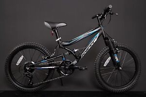 20 zoll mtb shimano fully fahrrad mountainbike dirt bike. Black Bedroom Furniture Sets. Home Design Ideas