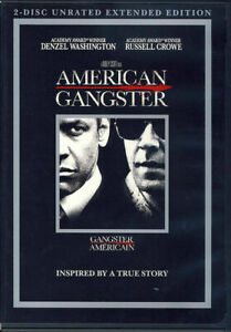 American-Gangster-DVD-2008-2-Disc-Set-Bilingual-Free-Shipping-in-Canada