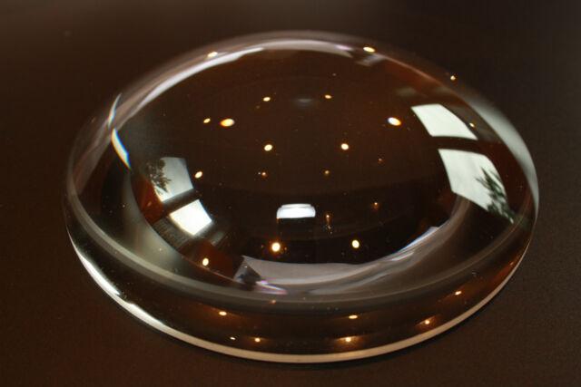 25mm Diameter N-BK7 Plano Convex Optical Glass Lenses