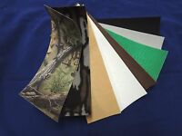 8 Pc Jumbo Bow Silencing Felt Kit Adhesive Backed Archery Hunting 8 Colors