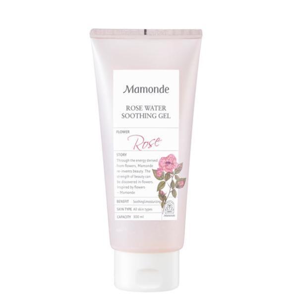 Mamonde Rose Water Soothing GEL - 300ml for sale online   eBay