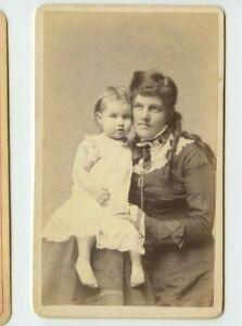 Vintage-CDV-Mrs-David-Ephraim-Sayre-Katie-amp-Daughter