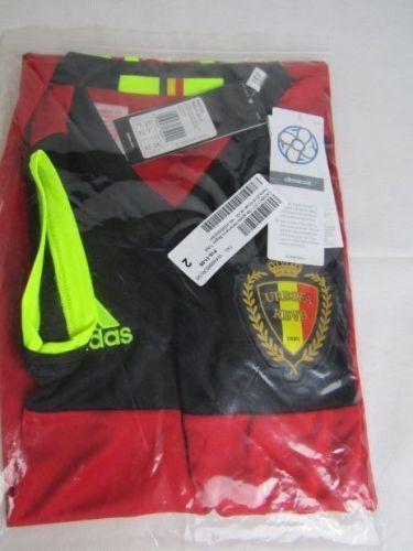 Adidas - Kinder Trikot - Belgien - GR.164 - Neu   OVP