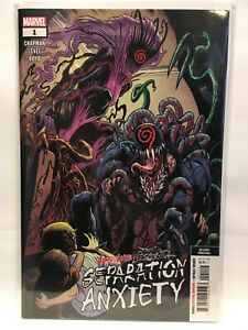 Absolute-Carnage-Separation-Anxiety-1-NM-2nd-Print-Marvel-Comics