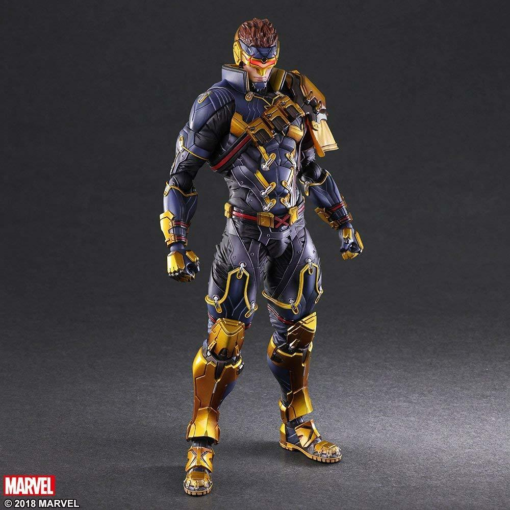 PLAY ARTS KAI Marvel Comics Cyclops Japan version
