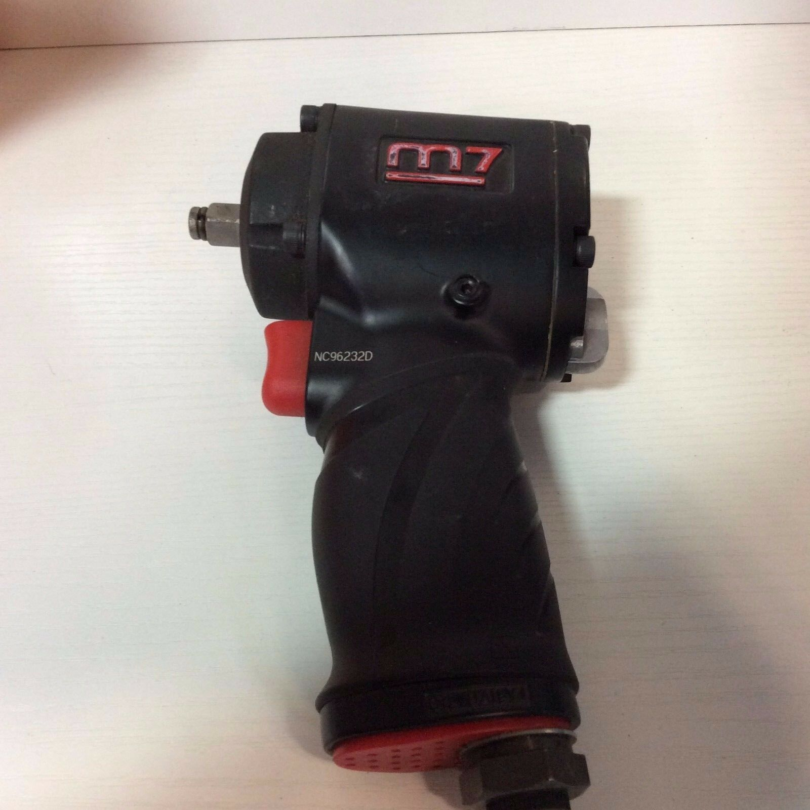 Mighty Seven 3 8  Drive Mini Air Impact Wrench NC-3611Q