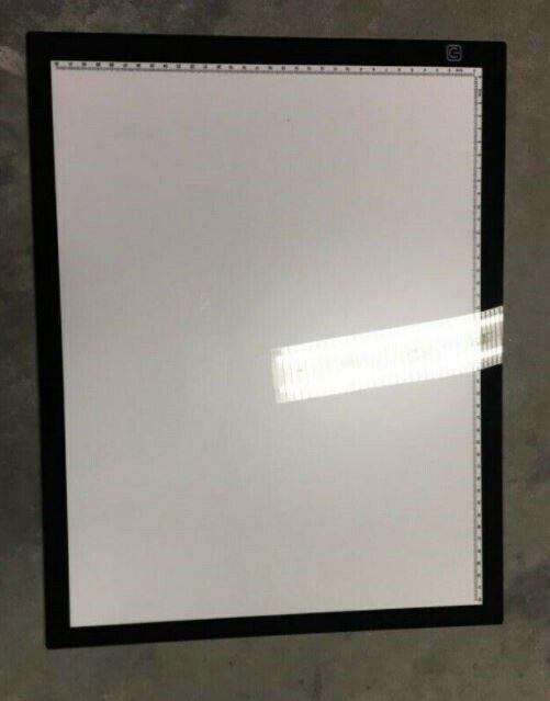 A3 lysbord / lyskasse, Prolight, A3