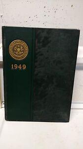 1949 Kutztown State Teach College Yearbook - original hard cover - Kutztown PA