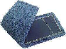 Dust Mops 18 Blue Microfiber Industrial Style 6 Pack