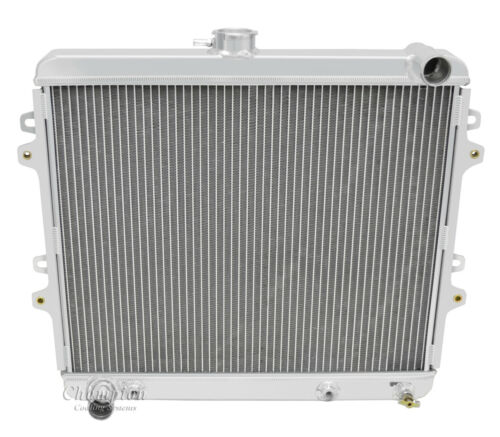 2 Row RS Champion Radiator for 1986-1995 Toyota Pickup L4 Engine