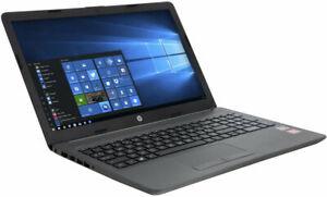 HP 255 Laptop G7, AMD Ryzen 3, 8GB, 256GB SSD, 15.6 FHD, No-DVD