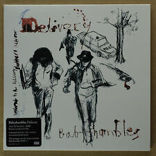 "BABYSHAMBLES - Delivery ***ltd RED 7""-Vinyl + Poster***NEW***The Libertines***"