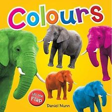 Colours (True or False?),Daniel Nunn,New Book mon0000055744