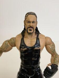 2003-WWE-THe-Undertaker-7-034-Wrestling-Action-Figure-EUC-Jakks-Pacific