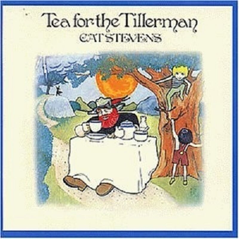 New Cat Stevens Tea for Tillerman Music Legend Men/'s  T-Shirt ALL SIZE S-5XL