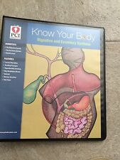 Know Your Body : Digestive and Excretory by Debra Weltha (2005, Ringbound)