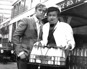 The-Italian-Job-1969-Michael-Caine-Benny-Hill-10x8-Photo