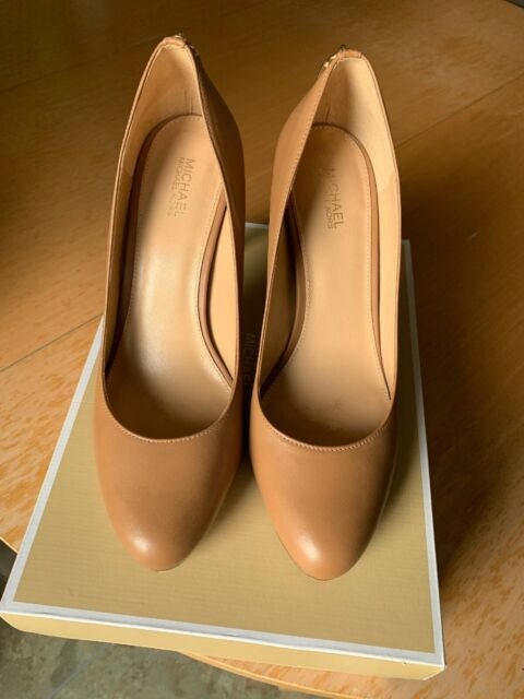 Michael Kors Antoinette Patent Leather
